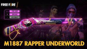 Rapper-Underwolrd-M1887